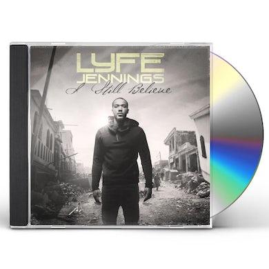 Lyfe Jennings I STILL BELIEVE CD