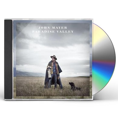 John Mayer PARADISE VALLEY (GOLD SERIES) CD