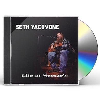 Seth Yacovone LIFE AT NECTAR'S CD