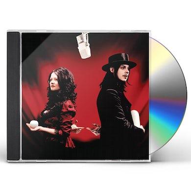The White Stripes Get Behind Me Satan CD