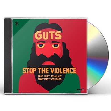 Guts STOP THE VIOLENCE CD