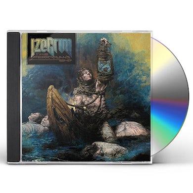 Izegrim FERRYMAN'S END CD