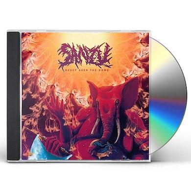 Sanzu HEAVY OVER THE HOME CD