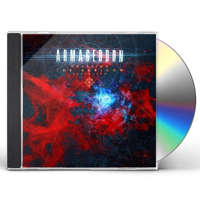 Armageddon CROSSING THE RUBICON - REVISITED CD