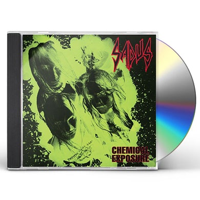 Sadus CHEMICAL EXPOSURE CD