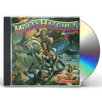 Molly Hatchet DEVIL'S CANYON CD