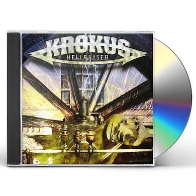 Krokus HELLRAISER CD