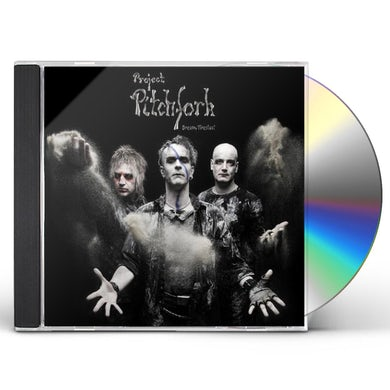 Project Pitchfork DREAM TIRESIAS CD