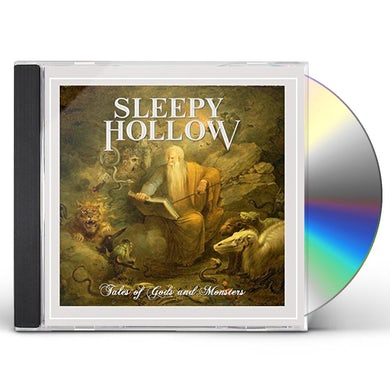 Sleepy Hollow TALES OF GODS & MONSTERS CD