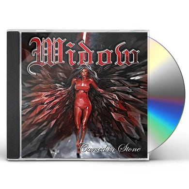 Widow CARVED IN STONE CD