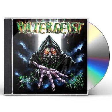 Poltergeist BACK TO HAUNT CD