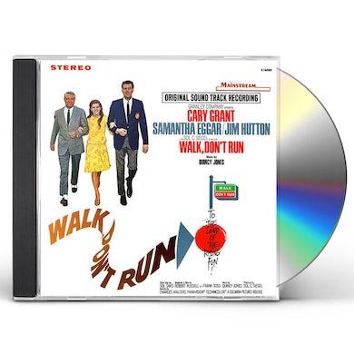 Quincy Jones WALK DON'T RUN / Original Soundtrack CD