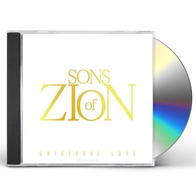Sons Of Zion UNIVERSAL OF LOVE CD