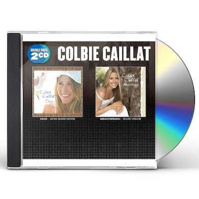 Colbie Caillat COCO / BREAKTHROUGH CD