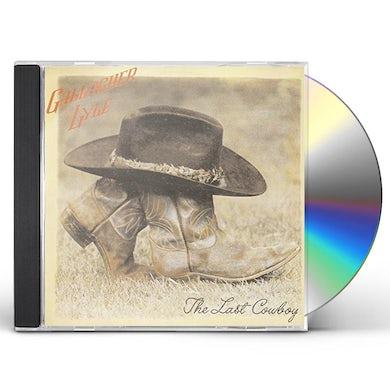 Gallagher & Lyle LAST COWBOY CD