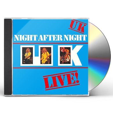 UK NIGHT AFTER NIGHT CD