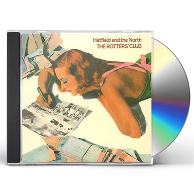Hatfield & The North ROTTERS CLUB CD