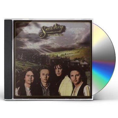 Smokie CHANGING ALL THE TIME CD