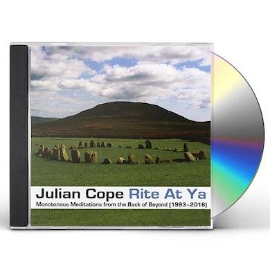 Julian Cope RITE AT YA CD