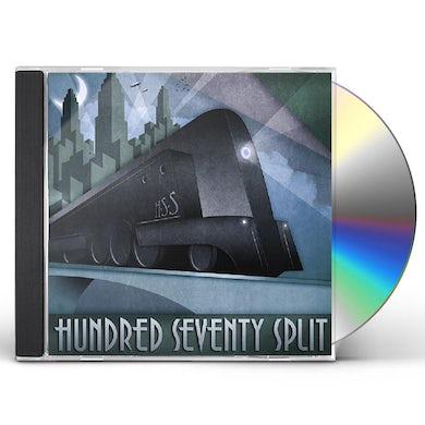 Hundred Seventy Split HSS CD