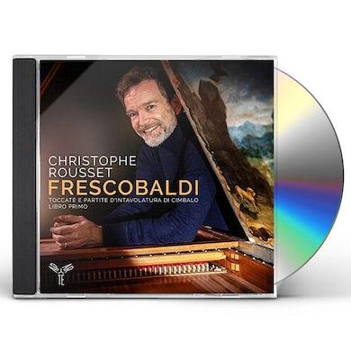 FRESCOBALDI: TOCCATE E PARTITE D'INTAVOLATURA DI CD