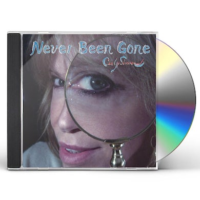 Carly Simon NEVER BEEN GONE CD
