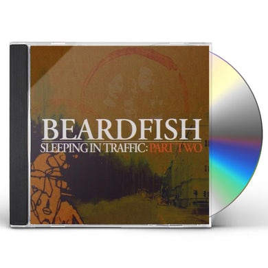 BEARDFISH SLEEPING IN TRAFFIC: PART TWO CD