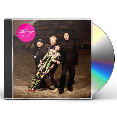 Little Dragon BEST OF CD