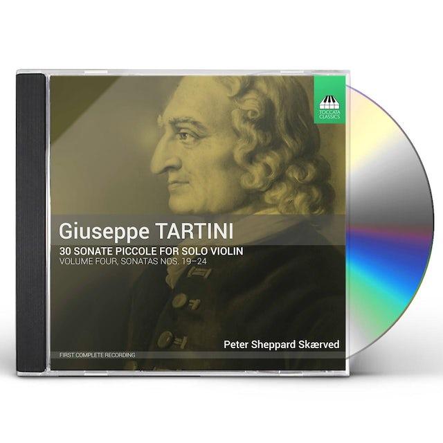 Tartini 30 SONATE PICCOLE CD