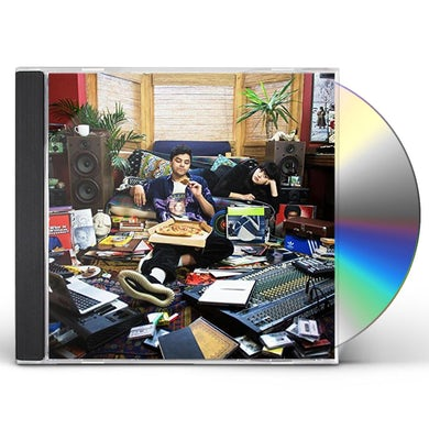 COUCH BABY CD