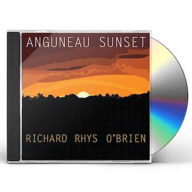 Richard O'Brien ANGUNEAU SUNSET CD
