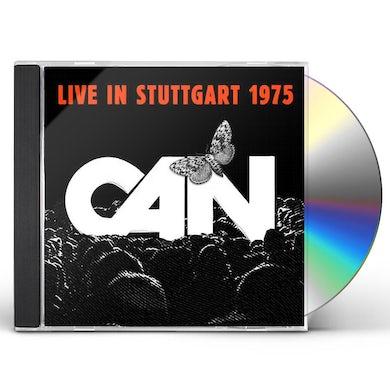 Can LIVE IN STUTTGART 1975 CD