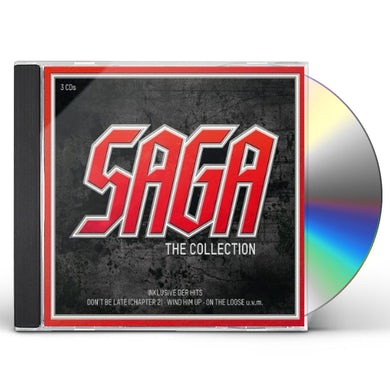 Saga COLLECTION CD