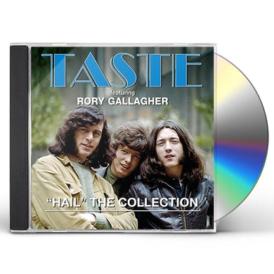Taste HAIL: COLLECTION CD