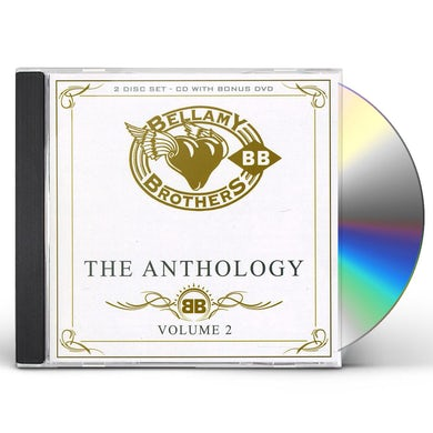 Bellamy Brothers ANTHOLOGY 2 CD