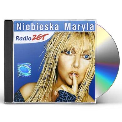 Maryla Rodowicz NIEBIESKA MARYLA - BEST LIVE CD