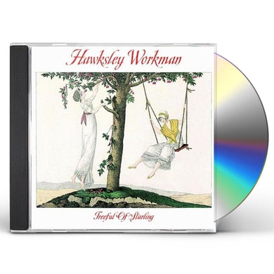 Hawksley Workman  TREEFUL OF STARLING CD