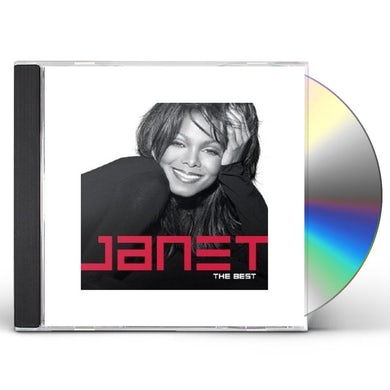 Janet Jackson BEST: INTERNATIONAL EDIT CD