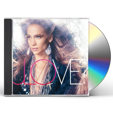 Jennifer Lopez LOVE CD