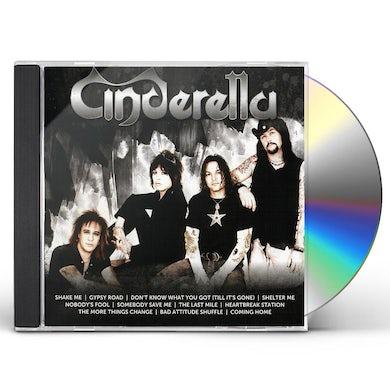Cinderella ICON CD