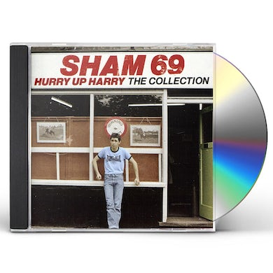 Sham 69 HURRY UP HARRY: COLLECTION CD