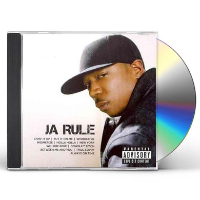 Ja Rule ICON CD