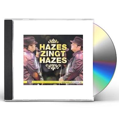 Andre Hazes HAZES ZINGT HAZES CD