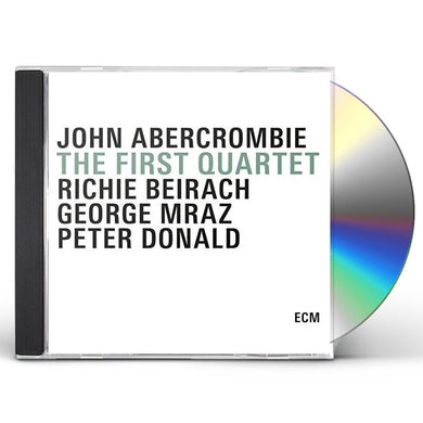 John Abercrombie FIRST QUARTET CD