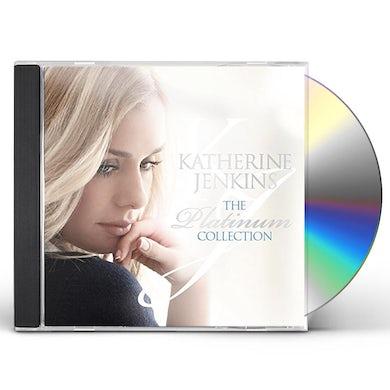 Katherine Jenkins PLATINUM COLLECTION CD