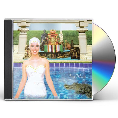 Stone Temple Pilots TINY MUSIC..SONGS FROM THE VATICAN GIFT SHOP (REMASTERED EDITION) CD