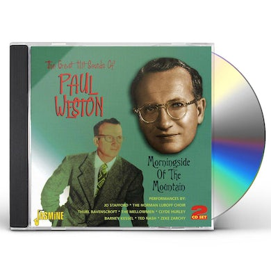 GREAT HIT SOUND OF PAUL WESTON CD