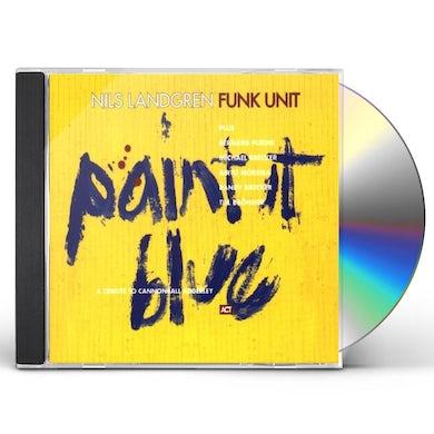Nils Landgren PAINT IT BLUE CD