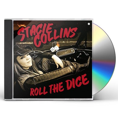 Stacie Collins ROLL THE DICE CD