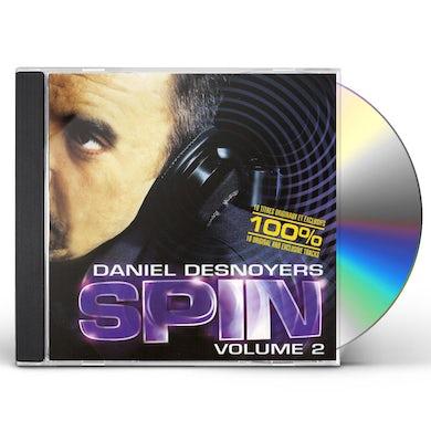 Daniel Desnoyers SPIN 2 CD